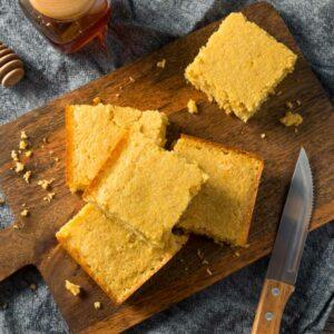 Sweet Homemade Corn Bread Recipe - Critter Cookbook