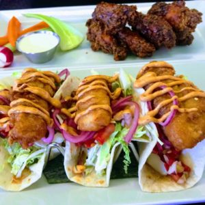 Fish Recipe - Traditional Fish Tacos - Critter Cookbook
