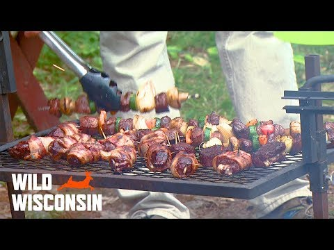 Wild Game Cooking – Wild Wisconsin 2018: Ep. 6